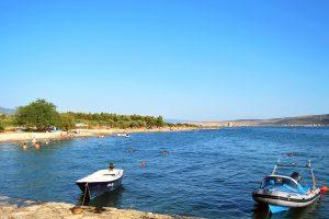 Town Starigrad Paklenica beach I