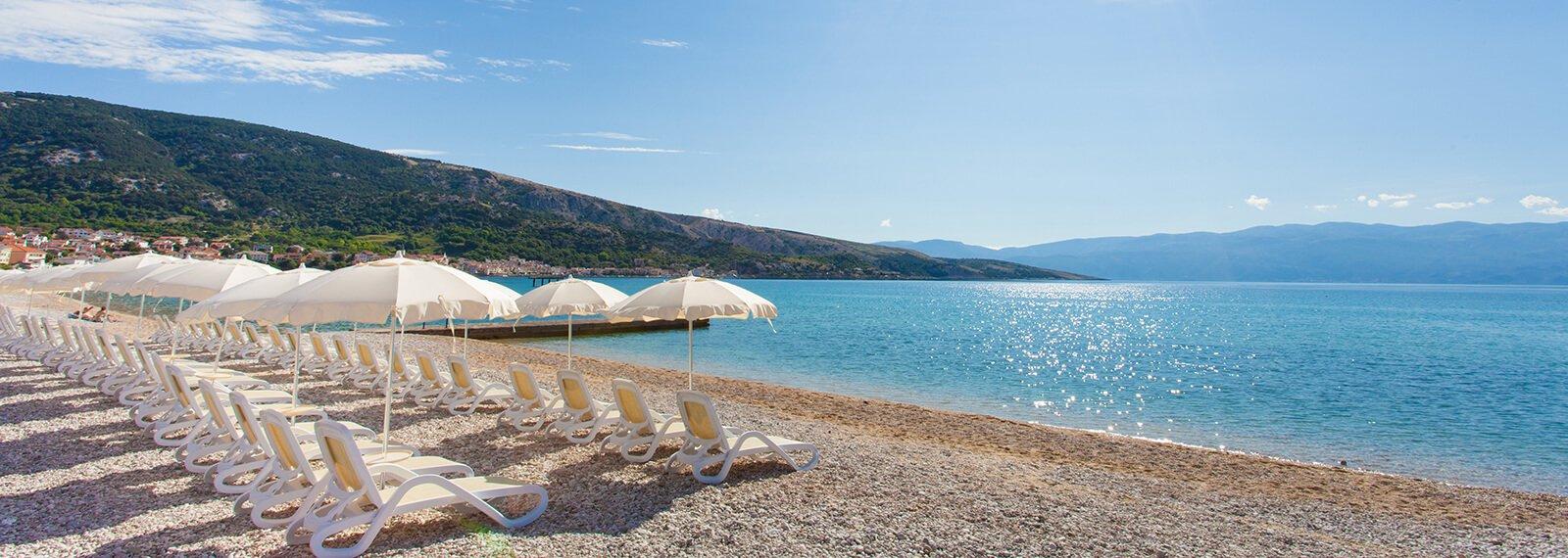 Campingplatz  Zablace Baska Strand | AdriaCamps
