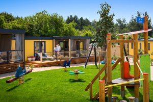 Bella Vista Premium Family – playground - Case mobili