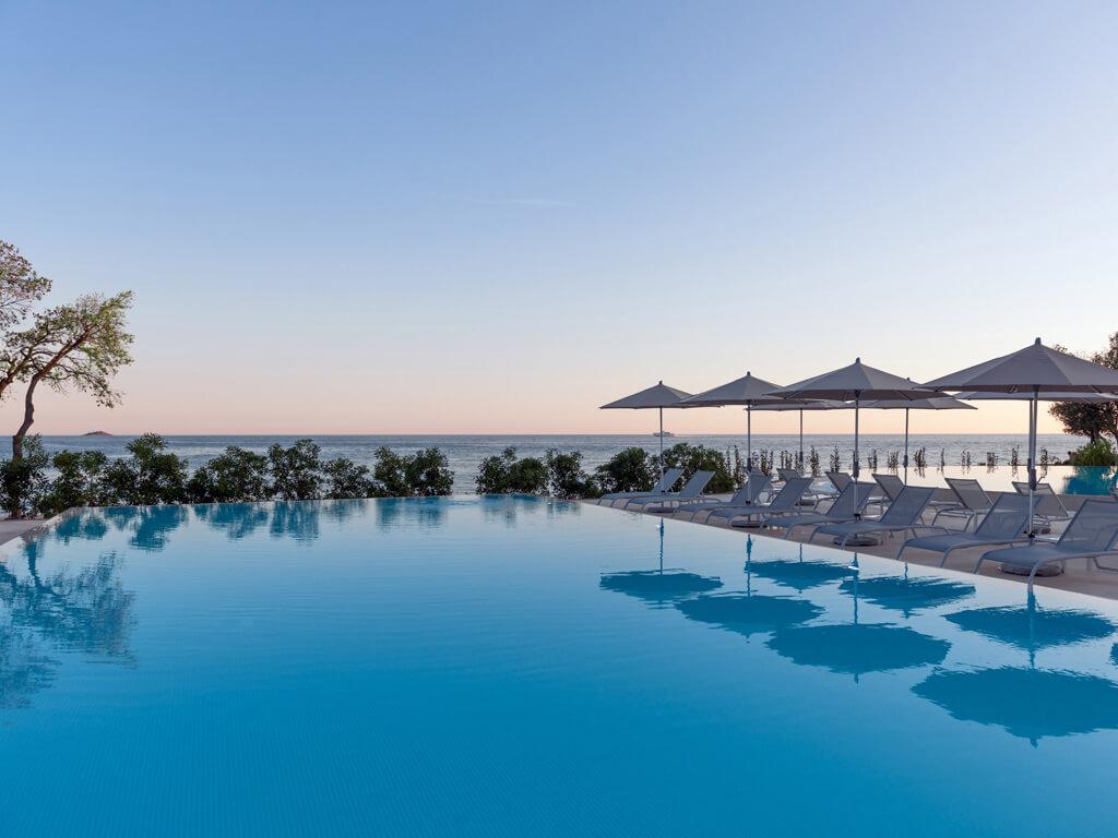 campeggio Amarin piscina