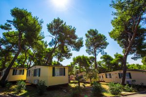 Indije – two bedrooms - Campsite Arena Indije