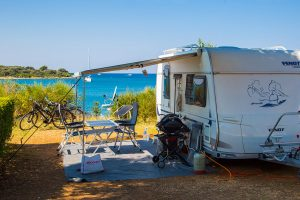 Camping Arena Indije near the sea | AdriaCamps