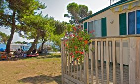 Mobile home Medulin – sea side