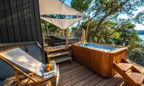 Glamping Adriatic Suite