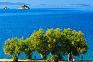 Campeggio Belvedere, Trogir: spiaggia | AdriaCamps