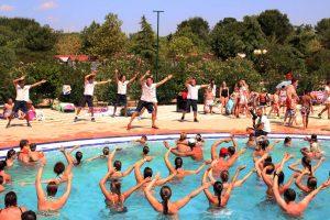 Kamp BiVillage vodeni aerobic