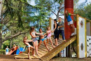 Camping Brioni playground