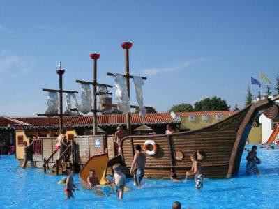 Park Umag - swimmming pool for children