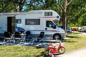Zone B - Campingplatz Galeb