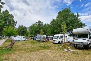 Zone A - Campingplatz Galeb