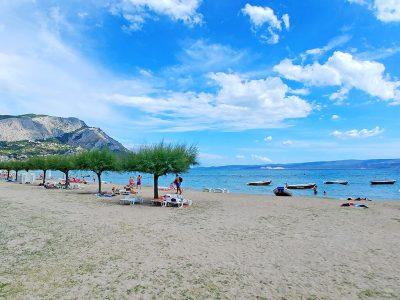 Campingplatz Galeb Stellplatze in der Nahe des Meeres | AdriaCamps