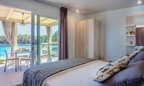 Kamp Jezevac Lungomare, Premium Romantic s pogledom na more | AdriaCamps