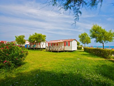 Campeggio Kazela case mobili