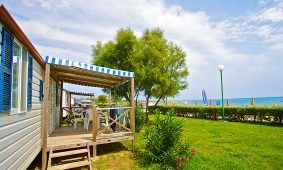 Casa mobile Kažela – near the sea