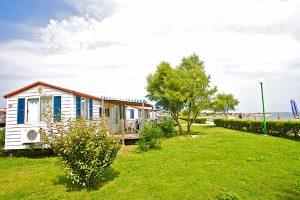Kamp Kazela eksterijer mobilnih kucica