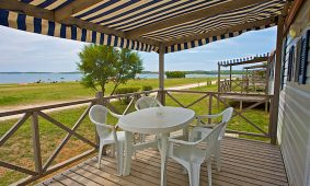 Mobile home Kažela – naturist sea side