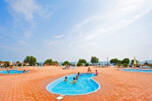Campeggio Kazela piscina