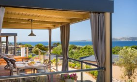 Bella Vista Premium – spectacular view - Kamp Resort Krk