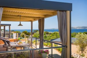Bella Vista Premium – spectacular view - Krk Premium Camping Resort by Valamar