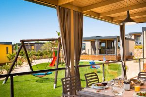Bella Vista Premium Family – playground - Camping Resort Krk