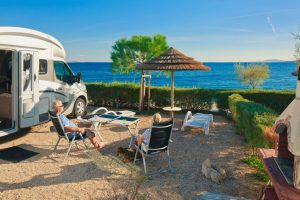 camping krk luxury pitch