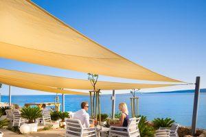 Campeggio Krk ristorante vicino al mare cocktalis romantico bar