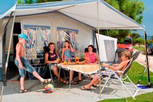 Comfort - Campingplatz Marina