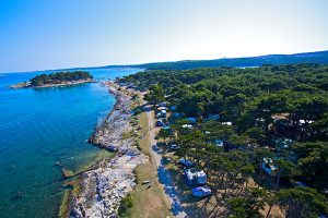 Standard – zone sea - Campingplatz Arena Medulin
