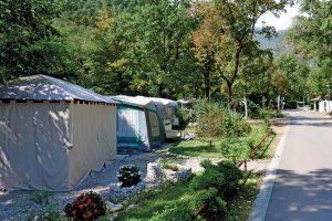 Standard - Campingplatz Medveja