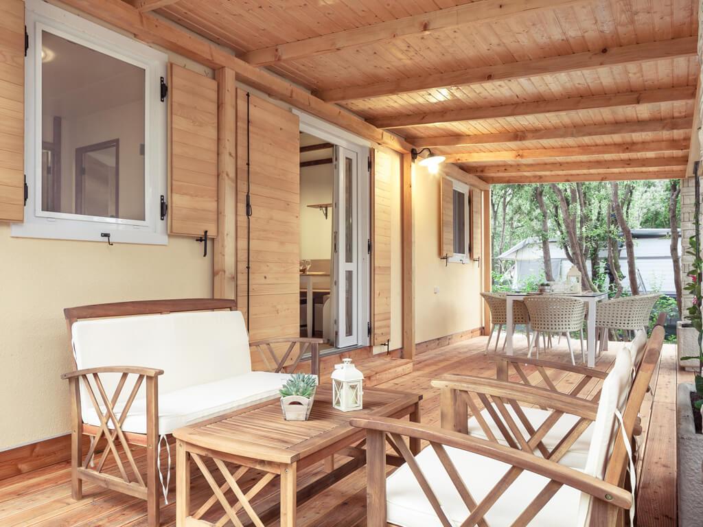 Campingplatz Mon Perin Bale Istrien Adriacamps