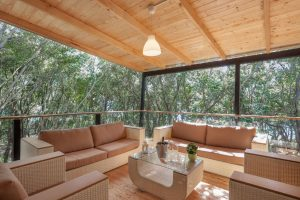 Villa Exclusive Me & You - Campingplatz Mon Perin
