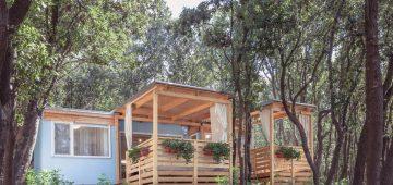 Villa Prestige Plus - Campingplatz Mon Perin