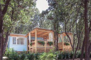 camping mon perin mobile homes villa prestige plus exterior
