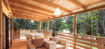 Villa Prestige - Campingplatz Mon Perin