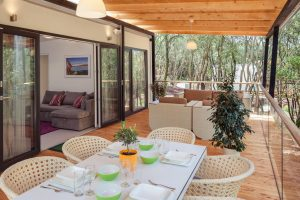 Villa Exclusive Plus - Campingplatz Mon Perin