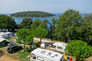 Camping Naturist Istra pitches