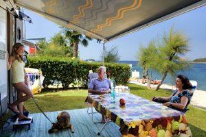 Premium Mare - Campingplatz Orsera