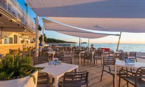 Kamp Orsera restoran Vala | AdriaCamps