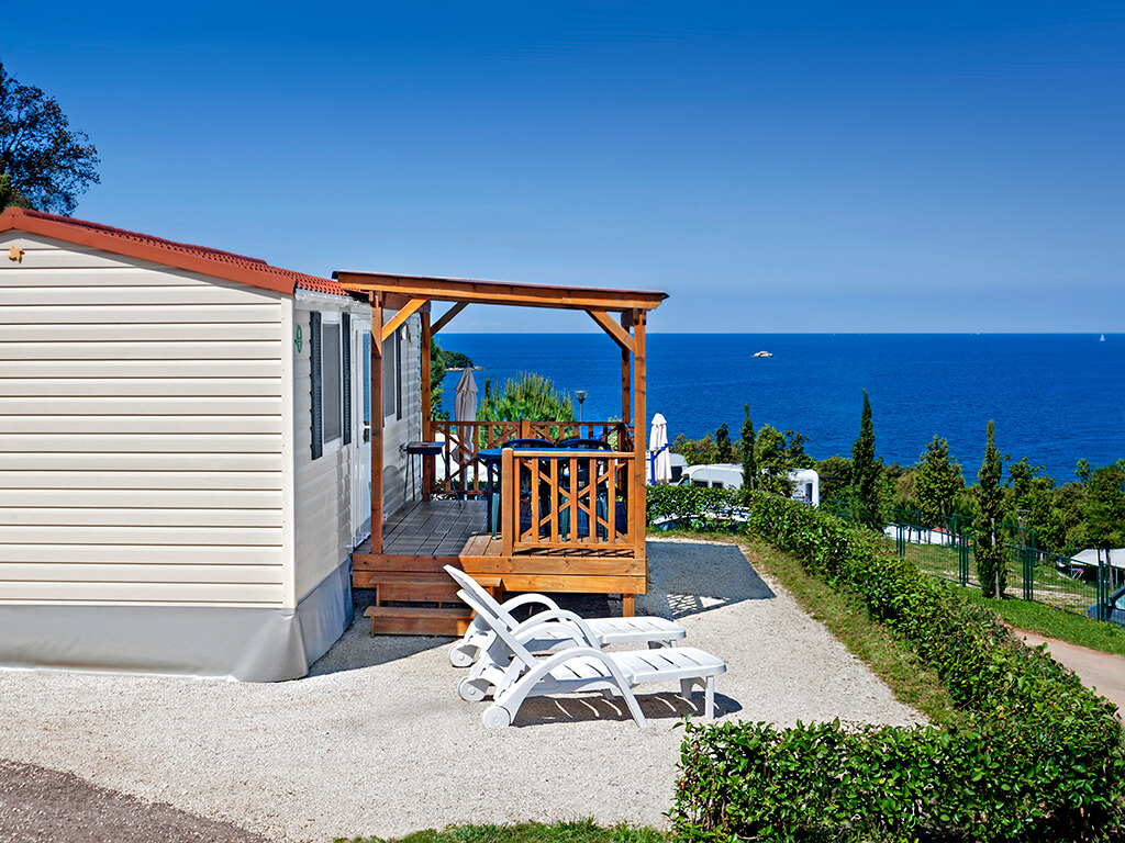 Case Mobili Stile Mediterraneo : Orsera camping resort by valamar orsera istria croazia adriacamps