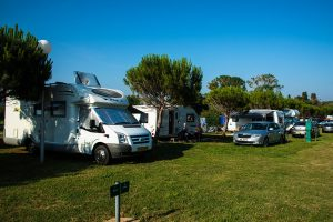 Campingplatz Pila: Stellplatze | AdriaCamps