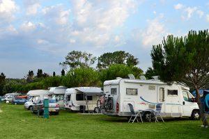 Campeggi Pila piazzole | AdriaCamps