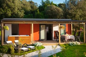 Deluxe - Istra Sunny Naturist Camping by Valamar