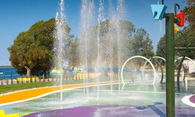 Kamp Polari novi Spray Park | AdriaCamps
