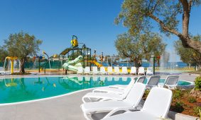 Kamp Polari novi Spray Park i bazen | AdriaCamps