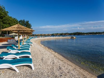 Camping Polidor spiaggia