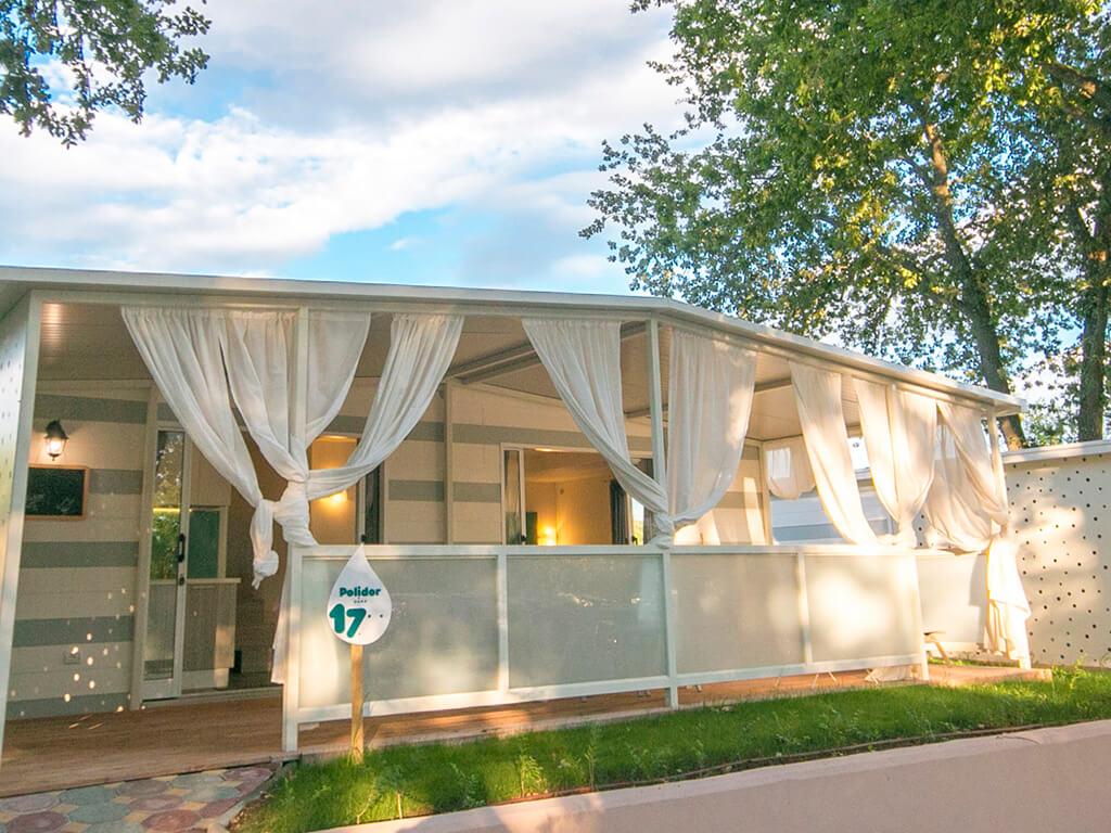 Case Mobili Stile Mediterraneo : Campeggio park polidor funtana istria croazia adriacamps