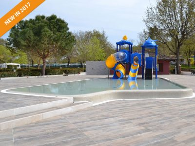 Campsite Polidor new swimming pool complex 2017 NEW | AdriaCamps