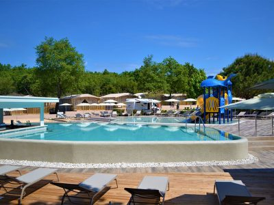 Campingplatz Polidor Pool | AdriaCamps