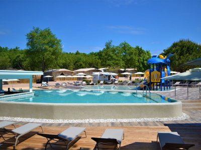 Camping Polidor zwembad | AdriaCamps