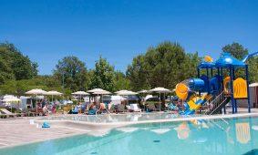 Kamp Polidor - opustanje na bazenu | AdriaCamps